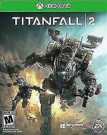 TITANFALL 2 Microsoft Xbox One, 2016 Brand New! Factory Sealed!