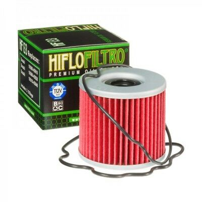 HIFLO HF133 Oil Filter BIMOTA SUZUKI