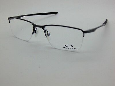1cc08d61bfc NEW Authentic OAKLEY SOCKET 5.5 OX3218-0154 Polished Black 54mm Rx  Eyeglasses