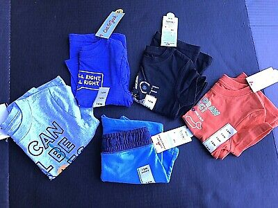 Boys Clothes Size 18 Months - Bundle Of 5 Pieces - All NEW With Tags   -AB30