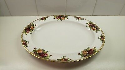 $169 Royal Albert Old Country Roses Large Oval Serving Platter