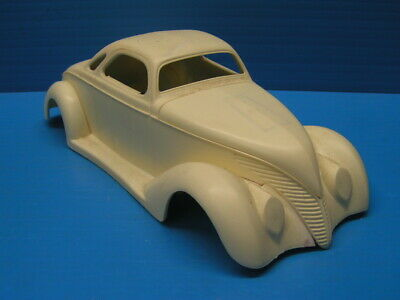 1/24 1938 Ford Coupe Drag Slot Car Body resin
