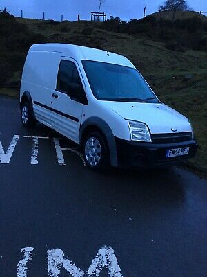 Ford Transit Connect  1.8 LPG LWB high roof