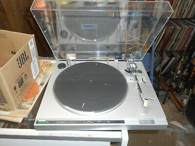 vtg sony turntable ps-lx320