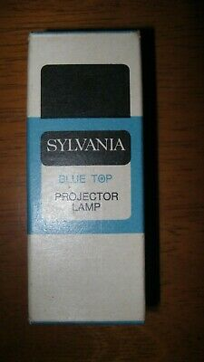 Sylvania Blue Top Projector Bulb Syl 225 240V 50W B 15S For Viewmaster Projector