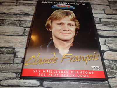 Top A Claude Francois - Maritie .et G. Carpentier / Ses Plus Beaux Duos  Dvd