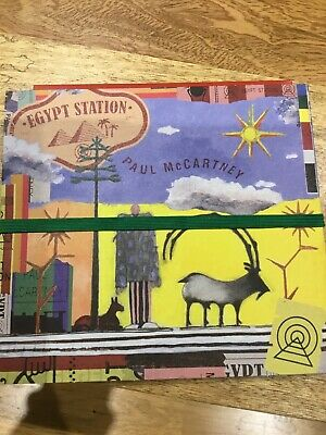 PAUL McCARTNEY Egypt Station HMV Exclusive CD With 2 Bonus Tracks