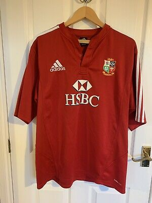 a7cef9c2 MENS ADIDAS BRITISH Lions Rugby Shirt Size Xl South Africa 2009