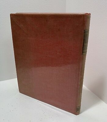 Antique Collectible Book LA FORTERESSE DE RHAMNONTE Jean Pouilloux 1954 Boccard