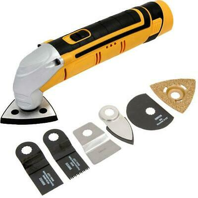 Cordless Battery Oscillation Tool Kit Sawing Sanding (Genuine Neilsen CT2265)