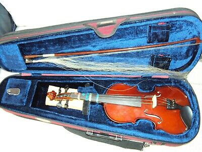 stentor violin student 2 with case 1/4 18 Inch