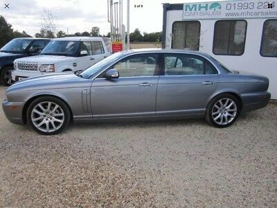 2007(57) Jaguar  Xj 2.7 Tdvi Sovereign Lwb - Full Service History **no Reserve**