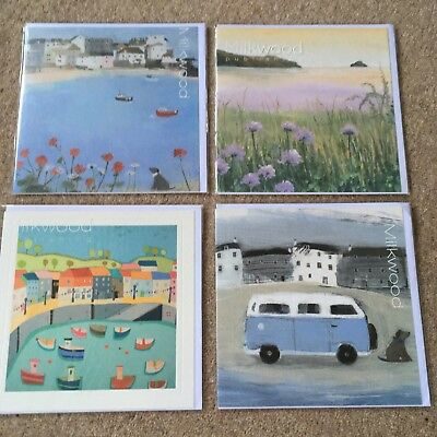 Selection Of Milkwood Greeting Cards Job Lot Birthday