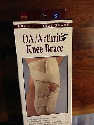 ea7da76cd3 NEW FLA Orthopedics OA/Arthritis Knee Support Brace Medial Left Lateral  Right S