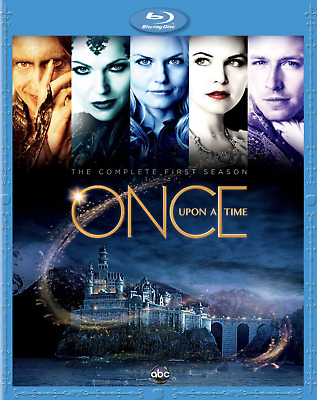 Once Upon a Time: The Complete First Season (Blu-ray, 5-Disc Set) Lenticular Sli