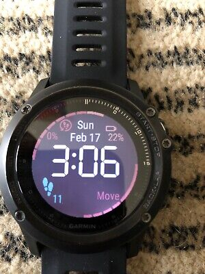 Garmin Fenix 3 GPS Multi-sport Training Watch Grey With Two Additional Straps