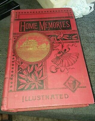 Antique Religious Book Home Remedies Illustrated Mary G. Clarke, Union Pub. Rare