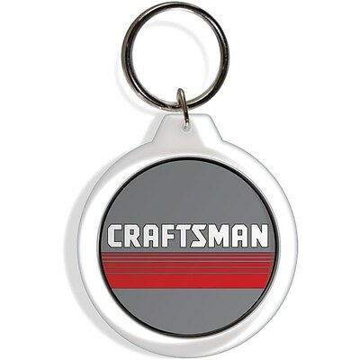 Sears Craftsman Tractor Farm Garden Lawn Rider Mower Key Ring Chain