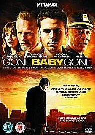Gone Baby Gone DVD New & Sealed 5055201816658