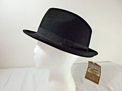 1bef3684e85 NWT DORFMAN PACIFIC Snap Brim WOOL HAT - Mens Size Medium - Global Trends  DF42