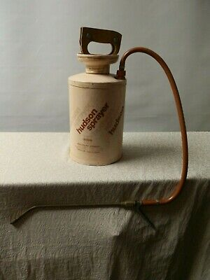 Antique-Vintage HUDSON INSECT SPRAYER_6016 Utility Sprayer_1.5 gal._Collector