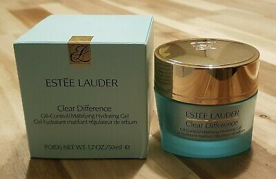 ESTEE LAUDER - Clear Difference - Soin Hydratant Matifiant  - 50ml - Neuf