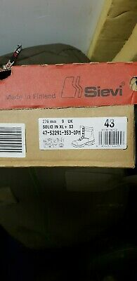 Sievi safety boots size UK 9 (43)