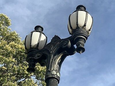 1921 General Electric Street Light