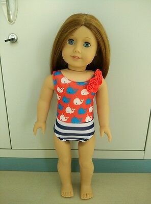 American Girl Our Generation Journey Girls 18 inch Doll Clothes Swimsuit