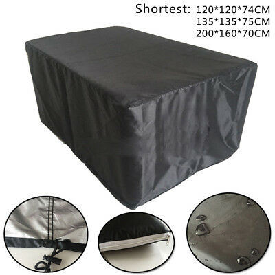 Newly Waterproof Outdoor Garden Patio Furniture Rain Cover Table Chair Covers C2