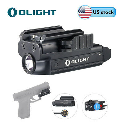 Olight PL-MINI Valkyrie 400 lm Cree XP-L Magnetic Rechargeable Light w/ Battery