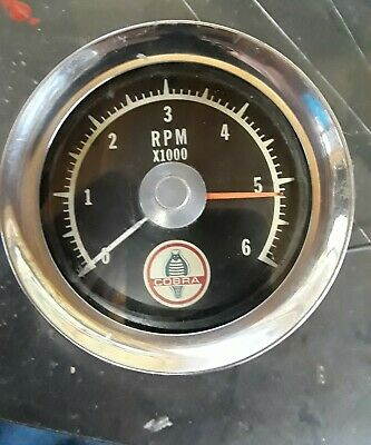 Mustang Shelby Tachometer