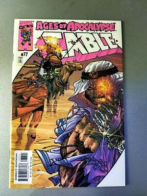 Cable #77 VF (Mar 2000, Marvel) Ages of Apocalypse Pruett Chang X-MEN