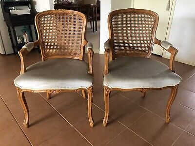 Pair Of Louis Chairs