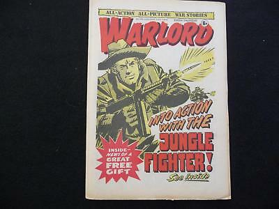 Warlord comic issue 68 (LOT#1465)