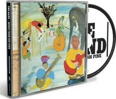 Band - Music From Big Pink - 50th Anniversary 602567480617 (CD Used Very Good)