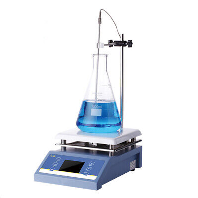 1-5L Magnetic Stirrer Bar Magnetic Mixer with Stir Hot Plate Stirring 180-600W