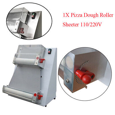 Compact 370w Automatic Pizza Dough Roller Sheeter Machine Household Pizza Maker