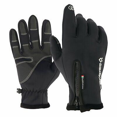 Tactical Military Gloves Warm Unisex Motorcycle Motorbike Bike MTB Touch Screen