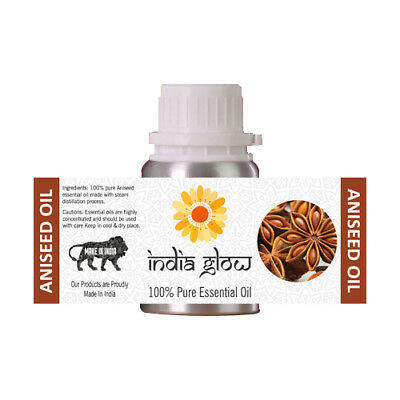 Aniseed Oil Undiluted 100% Pure Natural Essential Oil 10 to 250 ML From India