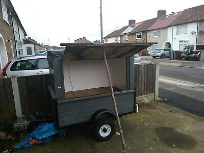 Catering Food Trailer / Trailer