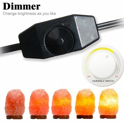 Hobbies Electric Salt Lamp Cord with Full Range Dimmer Switch and Wire ND