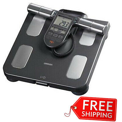 Full Body Sensor Scale LCD Display 7 Measures Fitness Indicators Muscle Resting
