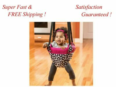 3ae3f91f9 EVENFLO EXERSAUCER PORTABLE Doorway Jumper Baby Swing Jump Up ...