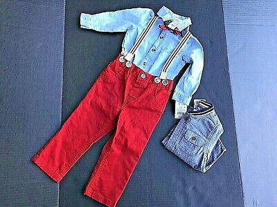 Boys Clothes Size 18 Months - Bundle Of 4 Pieces - All New With Tags   -AB31
