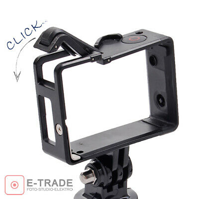 Protective Buckle Housing Side Border Frame Case for GoPro Hero 4 3+ 3 Camera