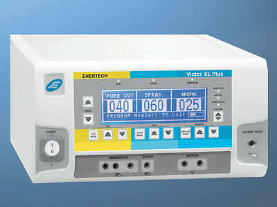 New ELECTRO SURGICAL GENERATOR 400W Micro Control Based Electrosurgical Unit SI4