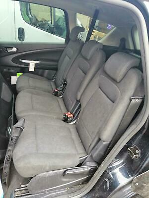 Ford S Max 2Nd Row Seats X3 06-10