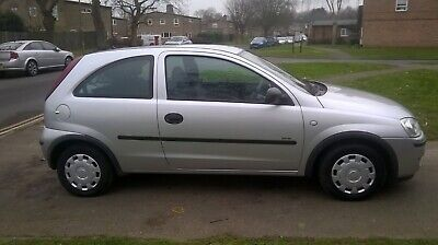 Vauxhall Corsa 1.0  2005  only 71000 miles with FSH