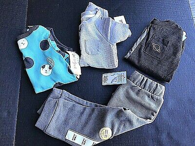Boys Clothes Size 18 Months - Bundle Of 4 Pieces - All New With Tags   -AB33